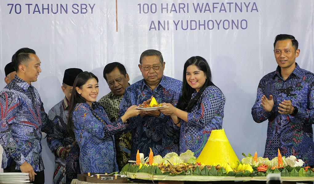 Pidato Politik SBY
