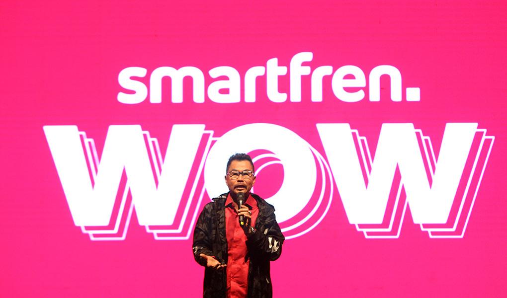 Kejutan Undian WOM Smartfren