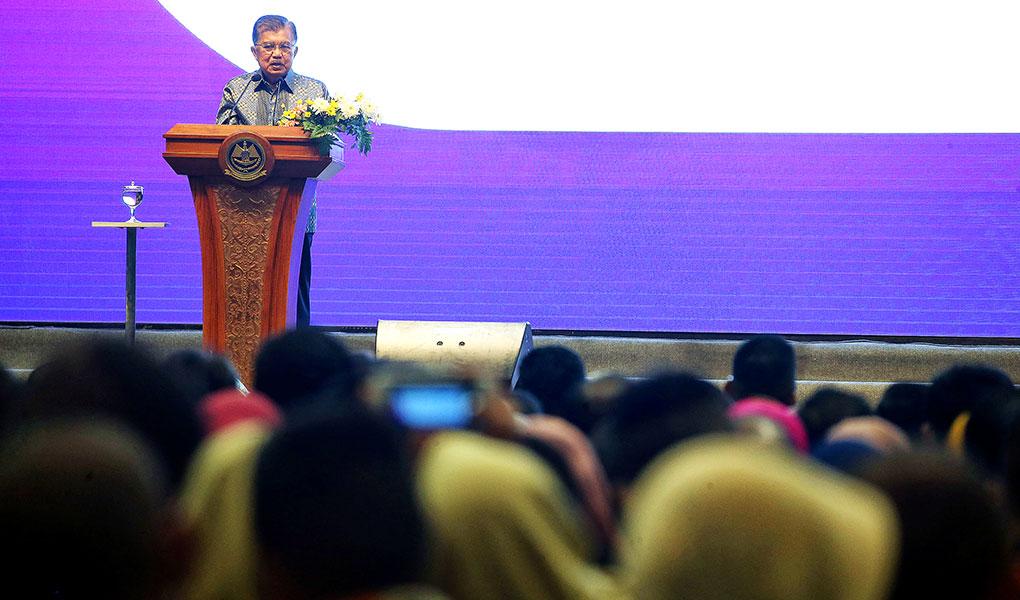 Wapres Jusuf Kalla Buka Pameran Industri Expo 2019