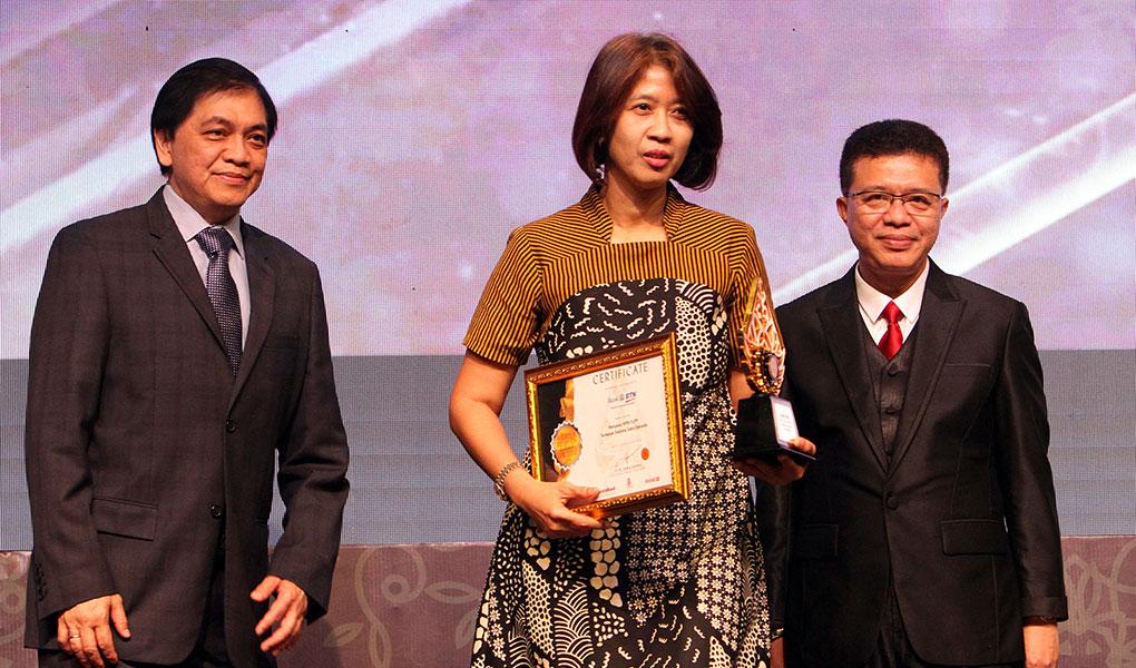 BTN Raih Penghargaan Penyalur KPR FLPP Terbesar
