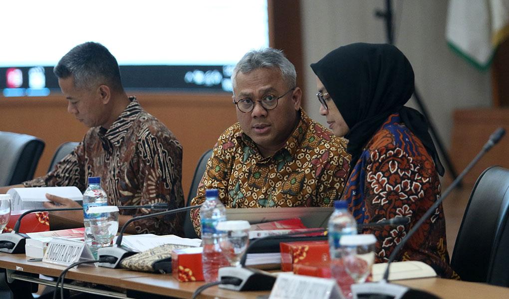 KPU Gelar Uji Publik Rancangan Peraturan Pilkada 2020