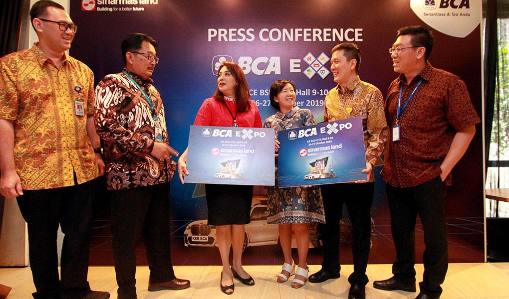 BCA Akan Selenggarakan BCA Expo 2019