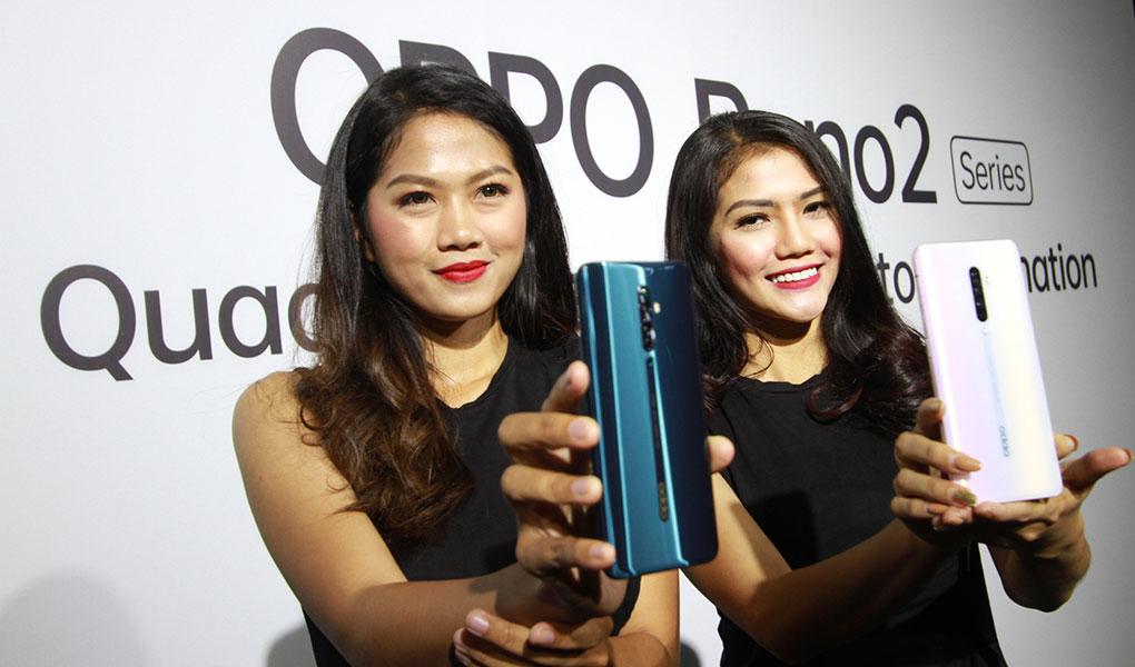 Peluncuran Oppo Reno2 Series