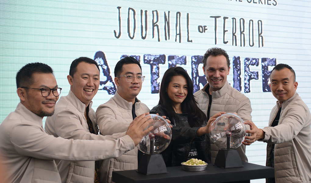 MAXstream Rilis Journal of Terror: Afterlife
