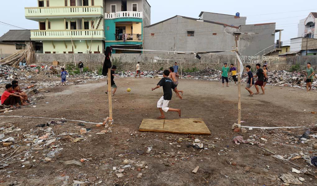 Minimnya Lahan Olahraga Di Jakarta