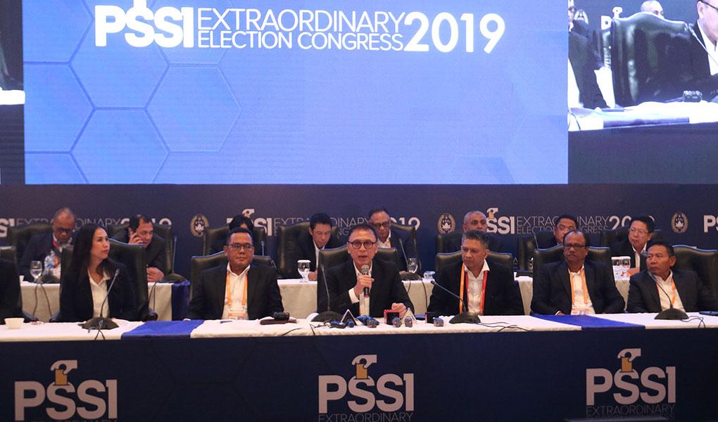 Ketua Umum PSSI Terpilih