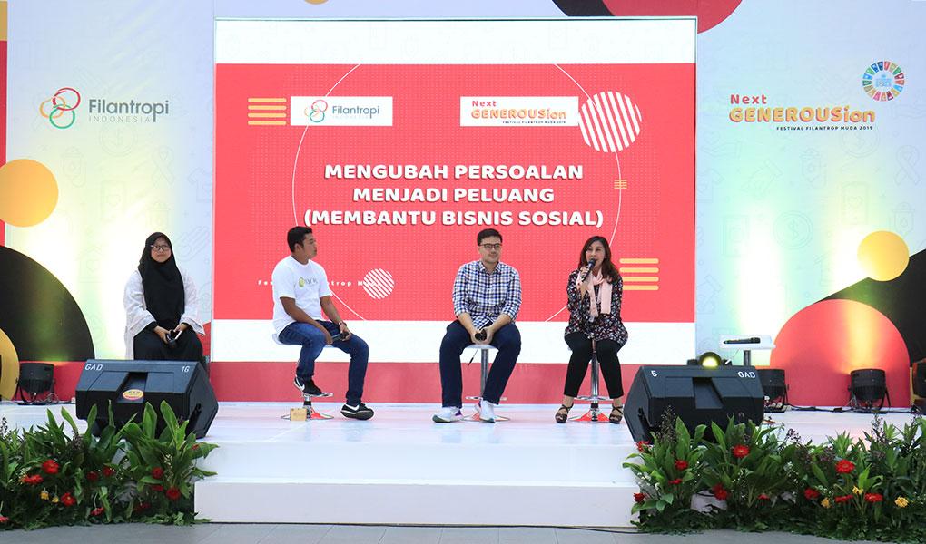 Citi Indonesia (Citibank) Mengajak Anak-Anak Muda Indonesia untuk Berwirausaha