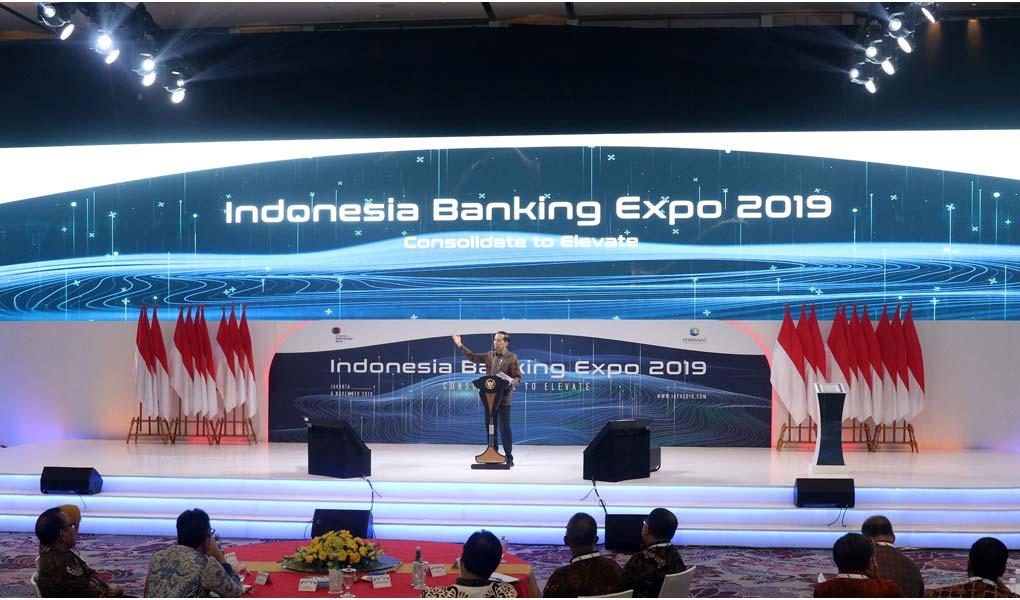 Presiden Jokowi Buka Ibex 2019