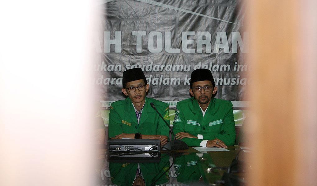 GP Ansor Berikan Pernyataan Sikap Hasil Rakornas