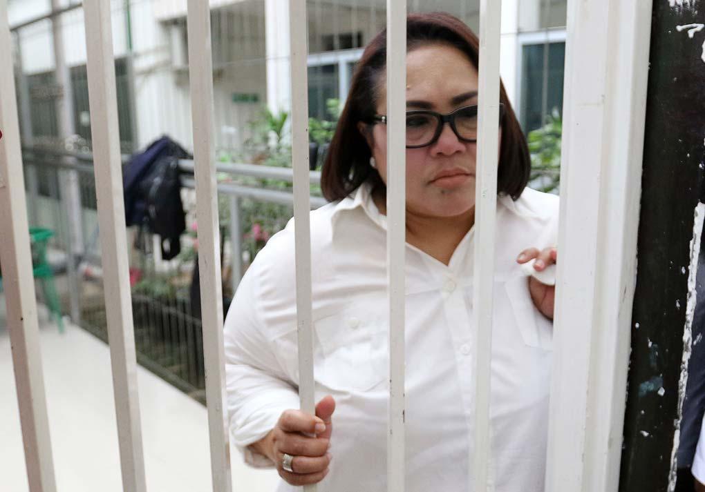 Nunung Di Vonis 1,6 Tahun Penjara