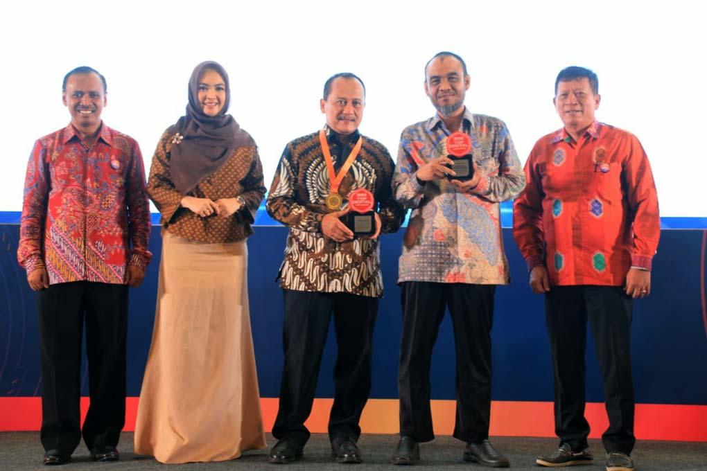 WEGE Raih Dua Penghargaan di Ajang Top Digital Award 2019