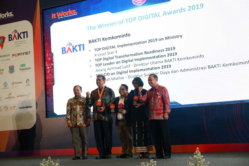 Top Digital Awards 2019
