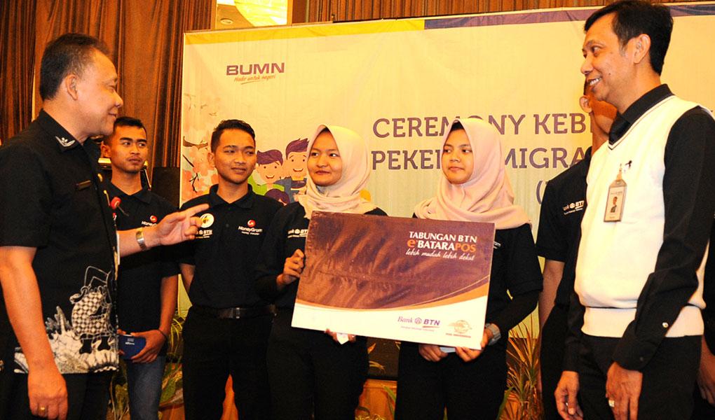 BTN Berikan Pembekalan Kepada Calon Tenaga Kerja Indonesia