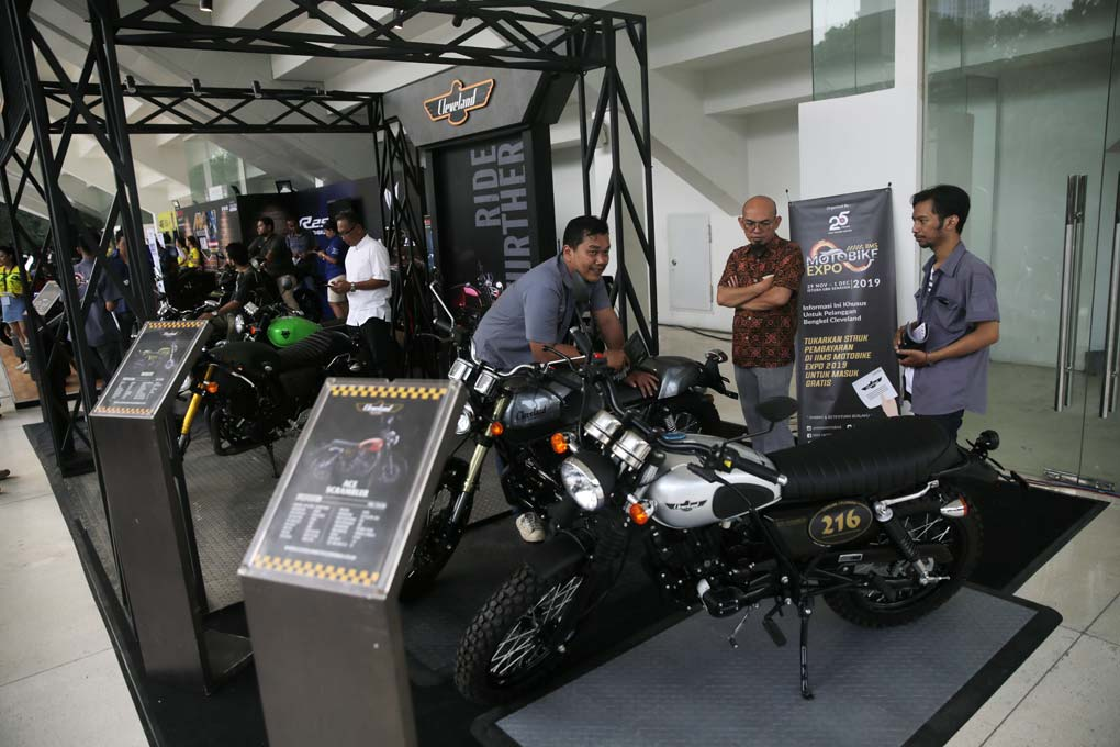 IIMS Motobike Expo 2019