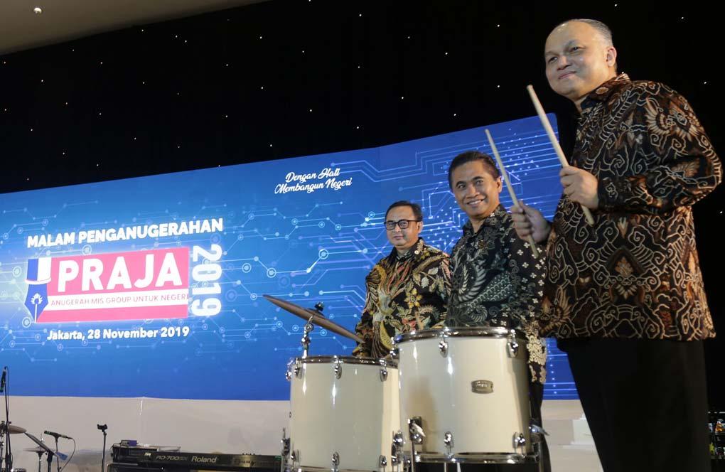 Bangun Koperasi Digital, MIS Group Gelar Kompetisi PRAJA 2019