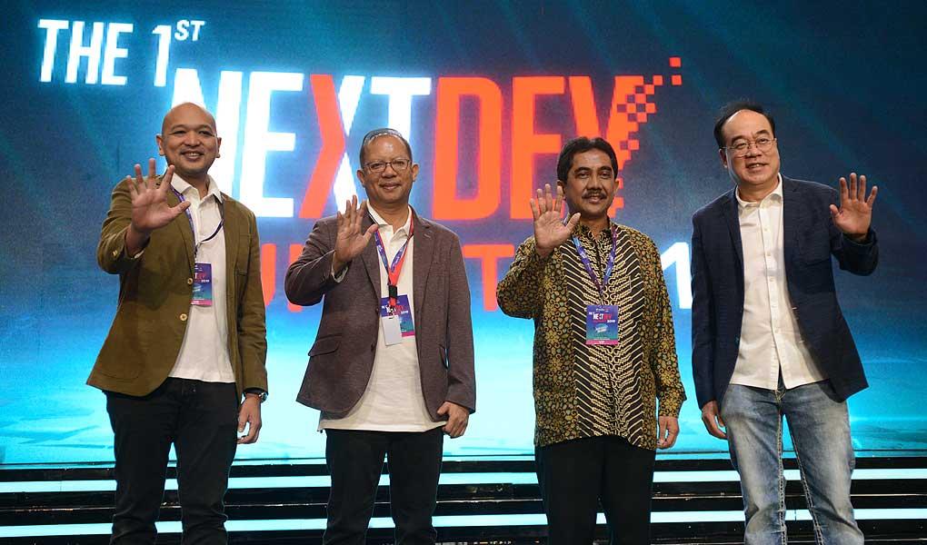 The NextDev Summit 2019