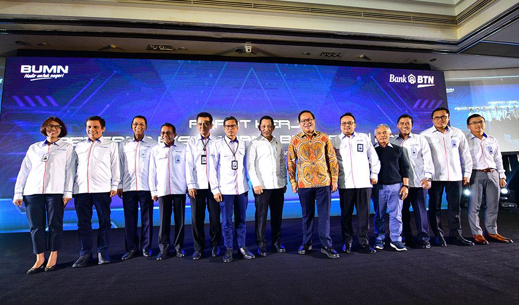 Pembukaan Rapat Kerja Nasional Bank BTN