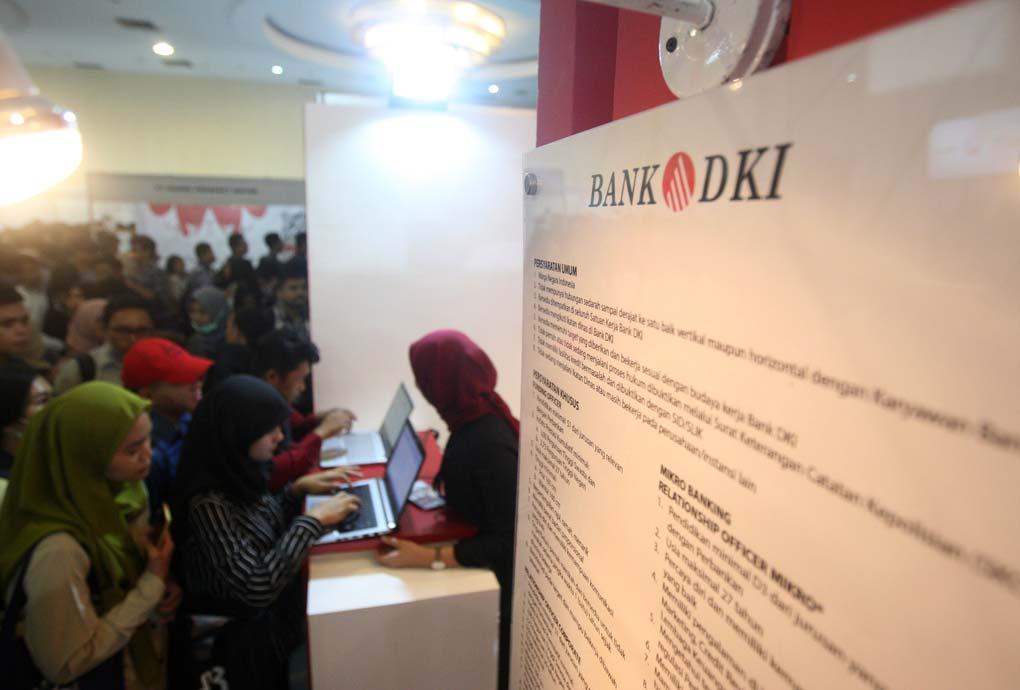Bank DKI Hadir Di Indonesia Career Expo 2020