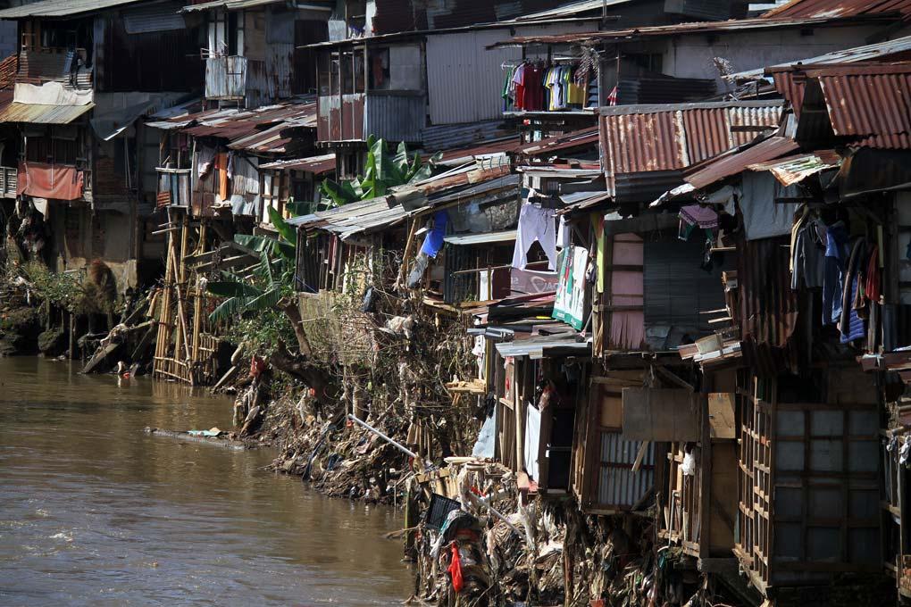 Lahan Normalisasi Ciliwung Dibebaskan April 2020