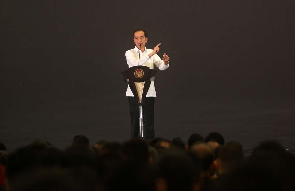 Presiden Jokowi Hadiri Pelantikan BPP Hipmi 2019-2022