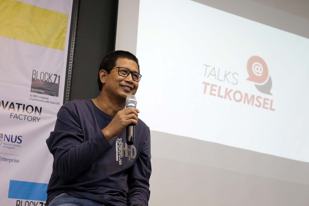 Talk @Telkomsel x Millenials Career Talk