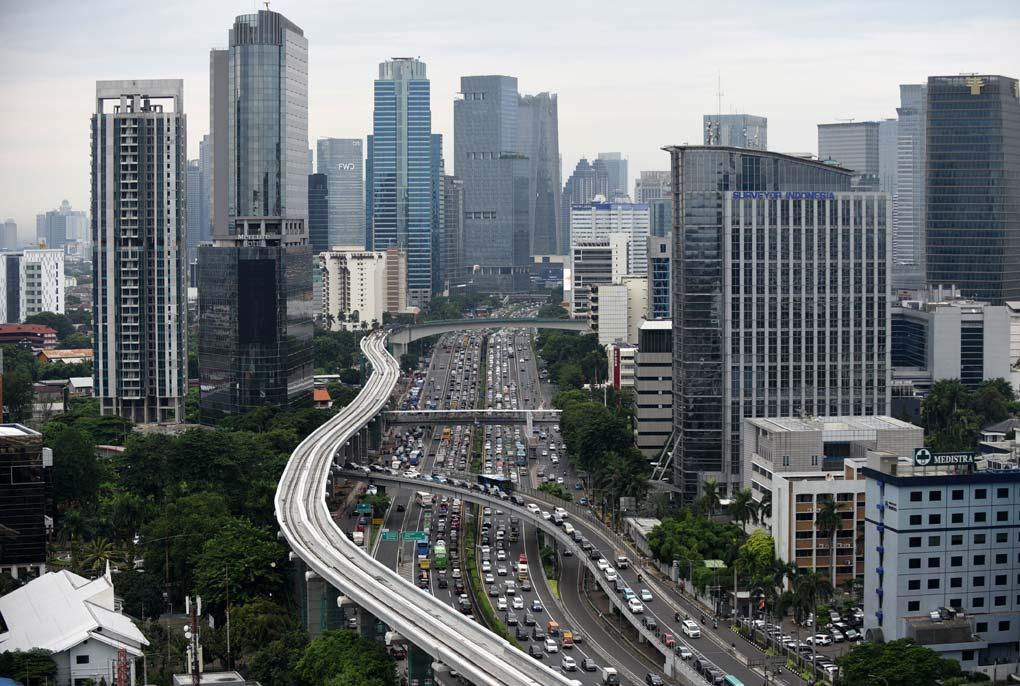 Pemerintah Kejar Target Proyek LRT Selesai Desember 2021