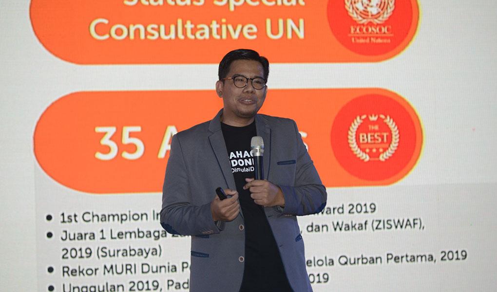 Peluncuran Program Kebahagiaan Indonesia