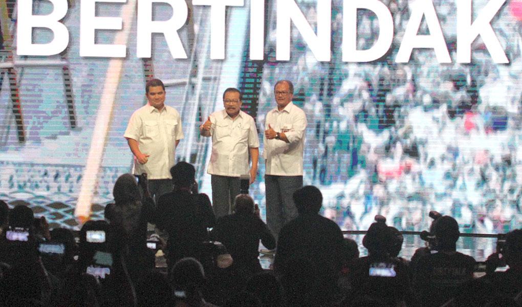Peluncuran Logo Baru Semen Indonesia Group