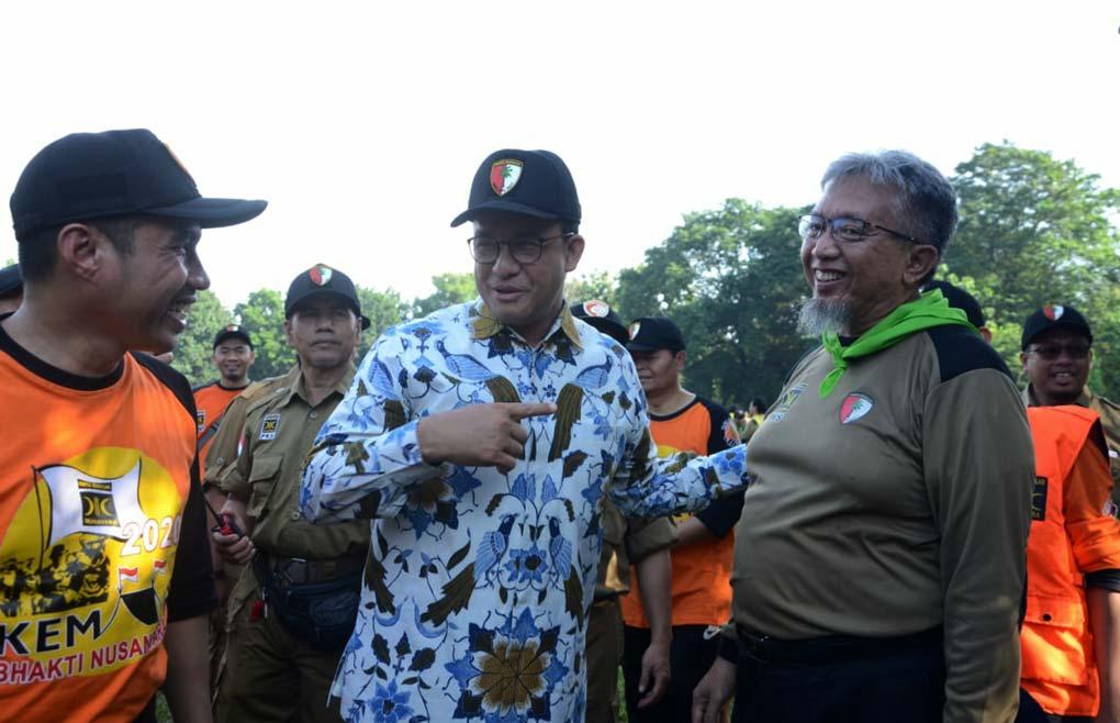 PKS Gelar Kemah Bakti Nusantara