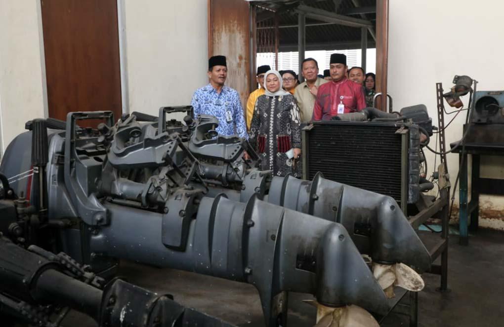 Kemnaker Siap Kelola BLK Riau