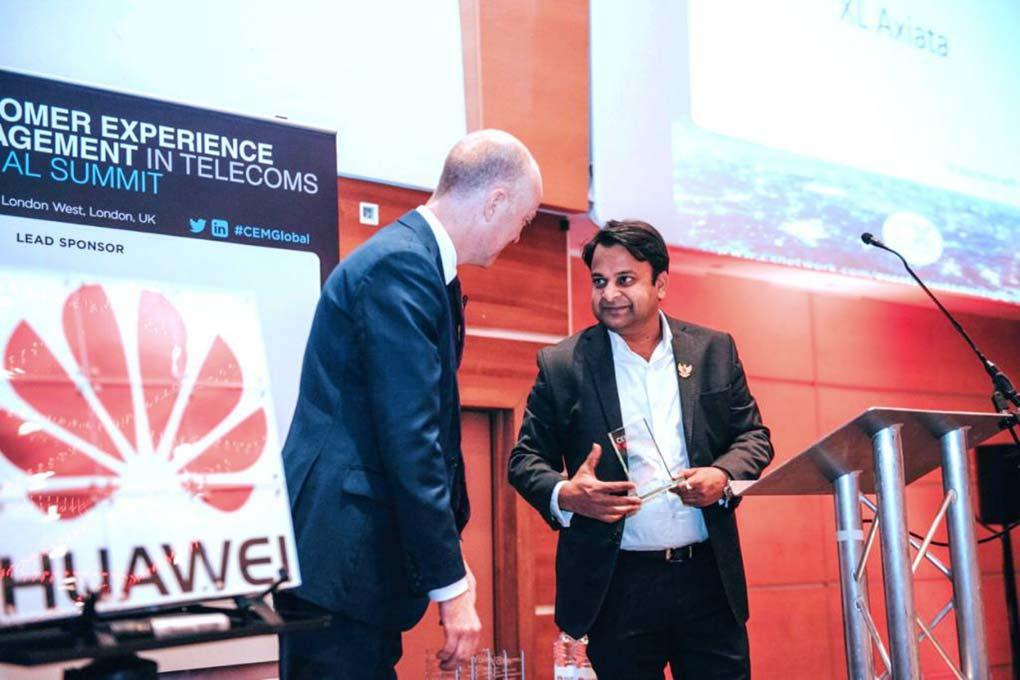 XL Axiata Terima Penghargaan CEM Awards