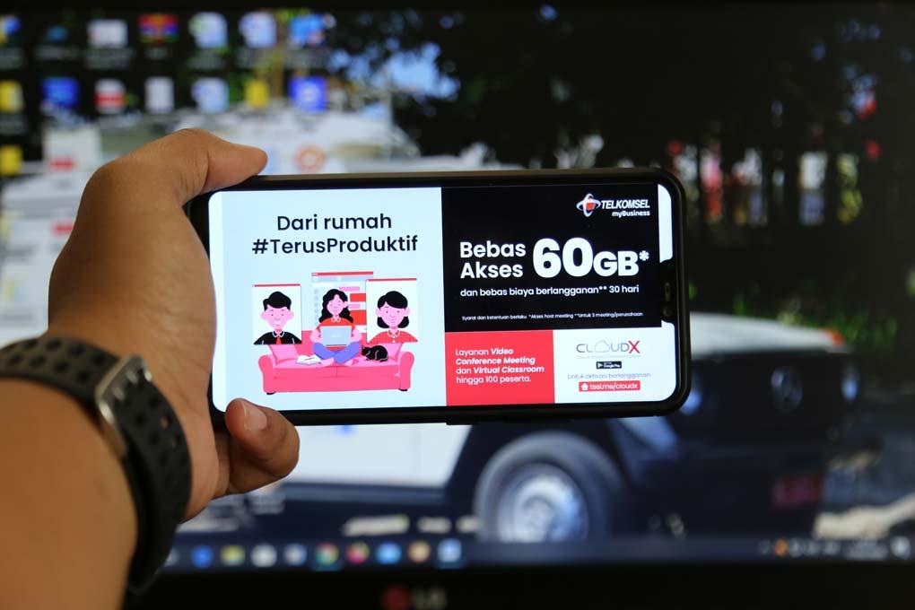 Telkomsel Berikan Layanan Solusi Bisnis Korporasi
