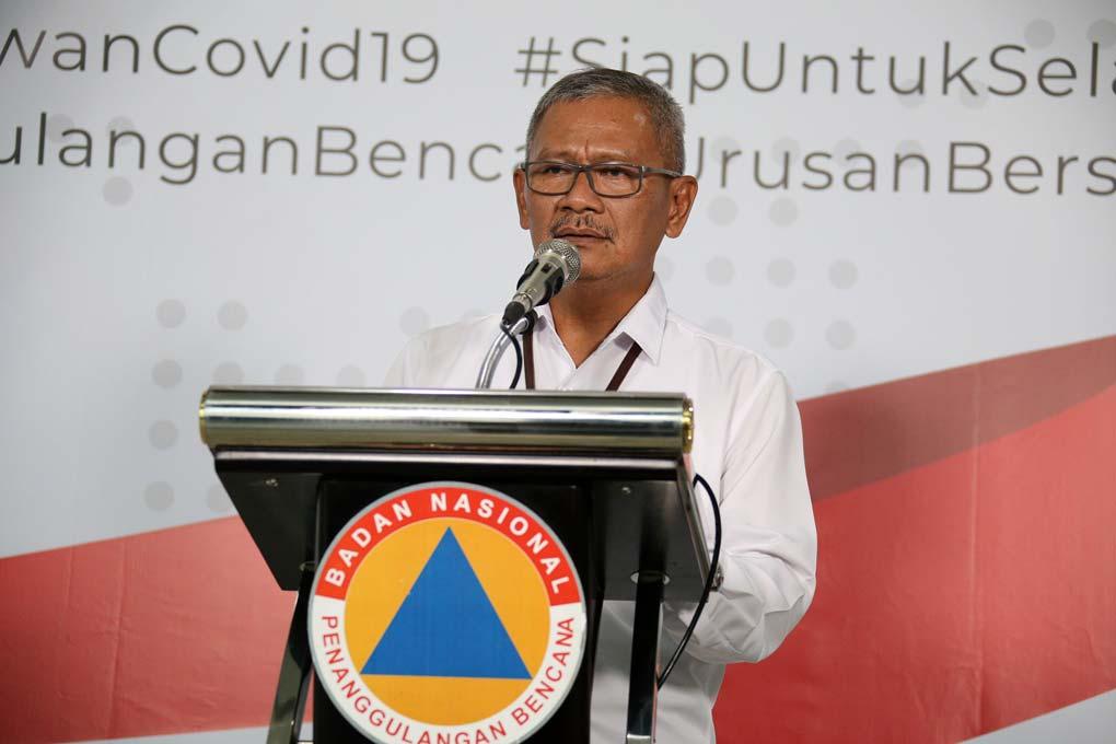 Jumlah Pasien Positif COVID-19 di Indonesia Meningkat menjadi 309