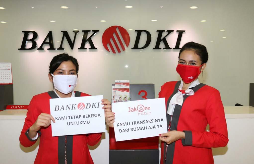 Bank DKI Tetap Beroperasi