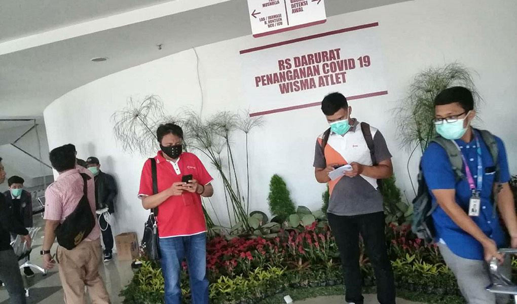 Telkomsel Perkuat Kapasitas dan Kualitas Jaringan Broabdband di Tiga Lokasi Rumah Sakit Darurat Khusus Penanganan Pasien Pandemi COVID-19