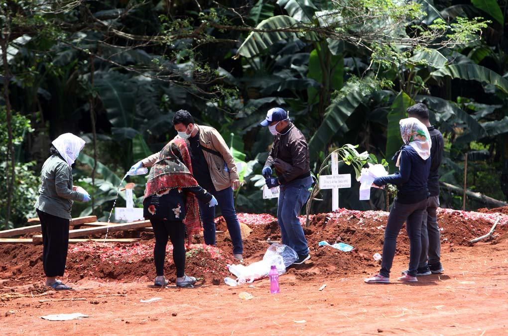 Pemakaman Khusus Covid-19